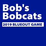 107-Oct 18 Blue Out Game Shirt - Purchase at the school