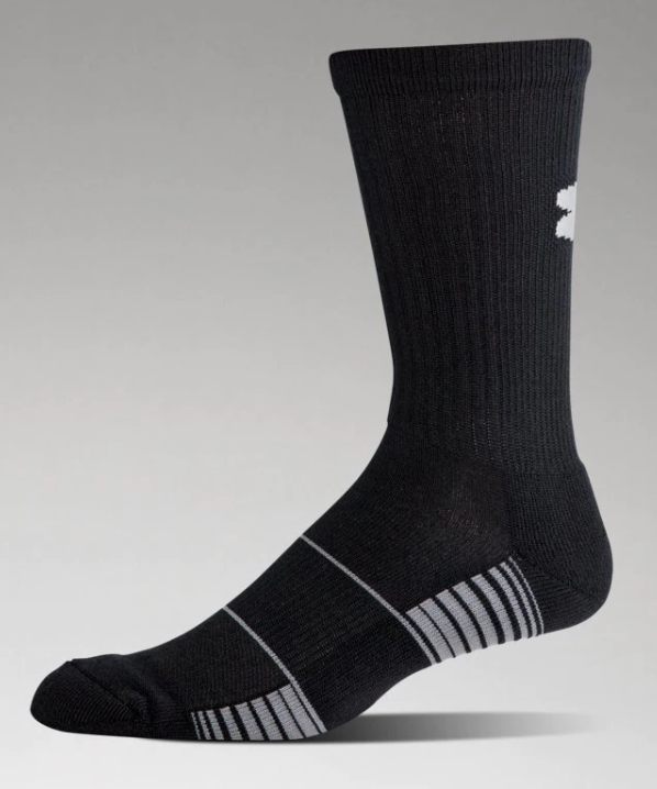310-UA Team Crew Socks