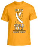 "100-""Gold Out"" Game short sleeve and long sleeve shirts"