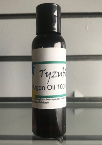 Argon Oil 100%