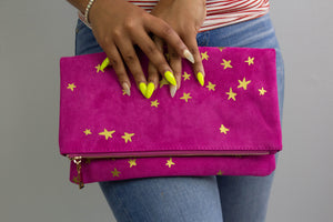 Stary Pouch Purse