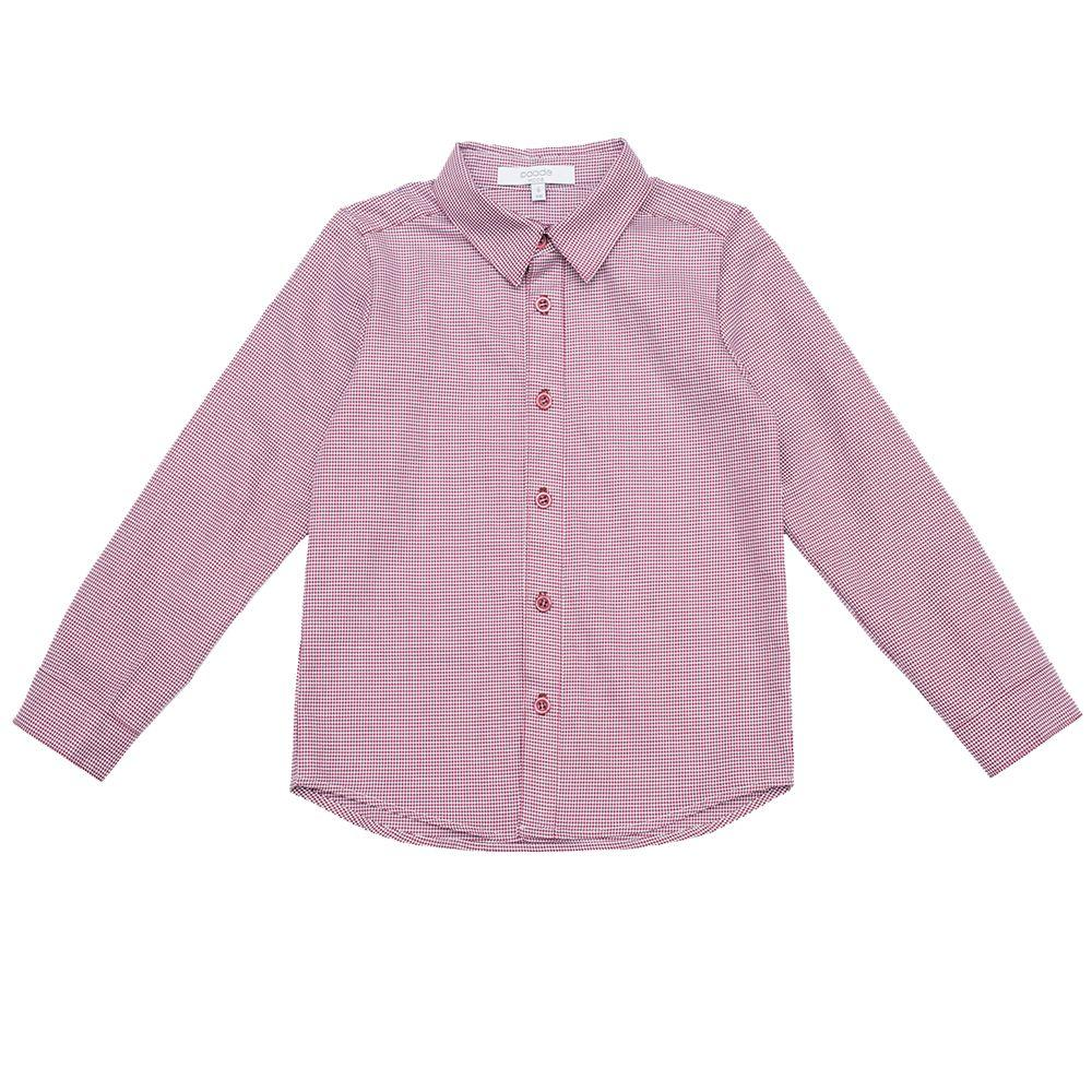 Hazel Cotton Shirt