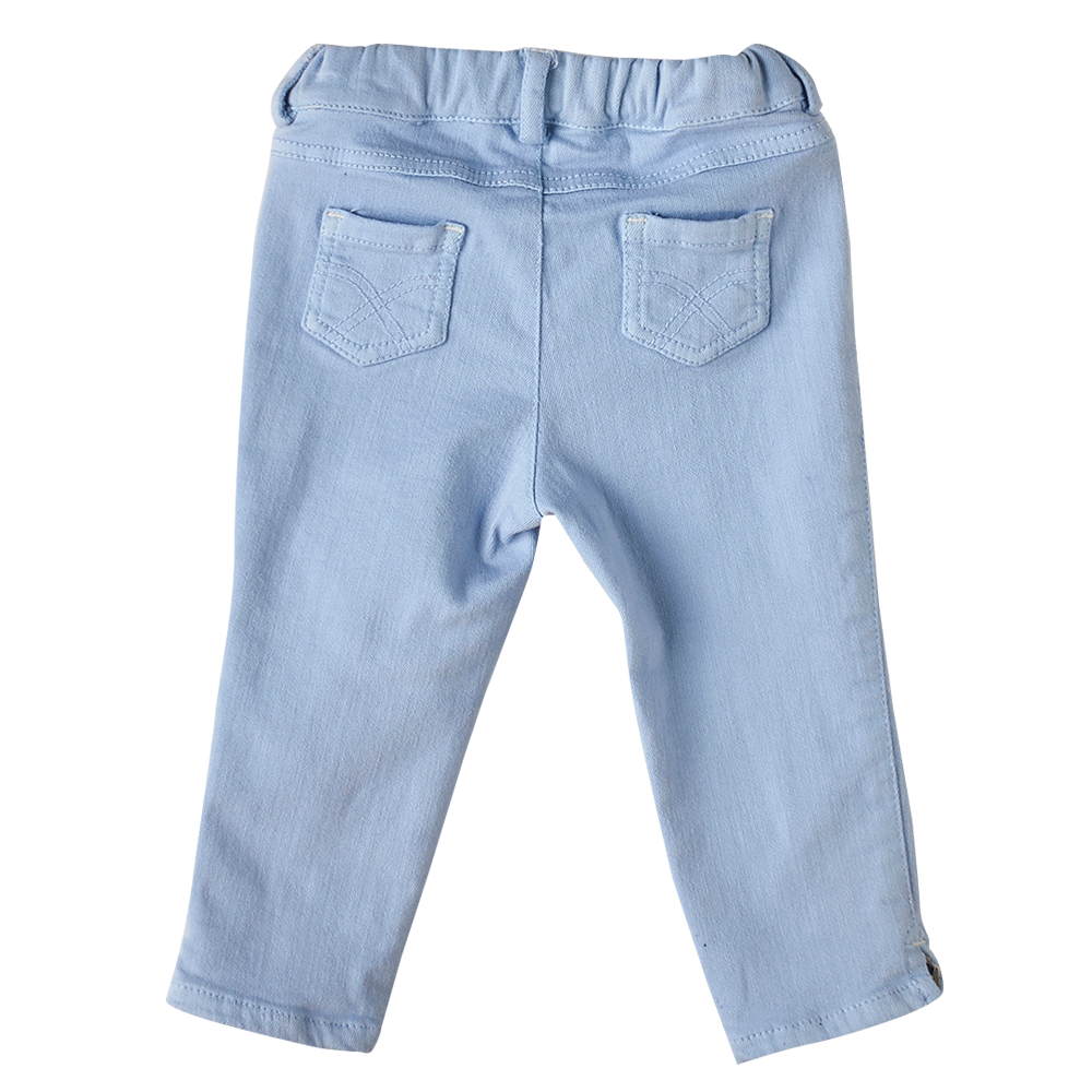Blue Baby Pants