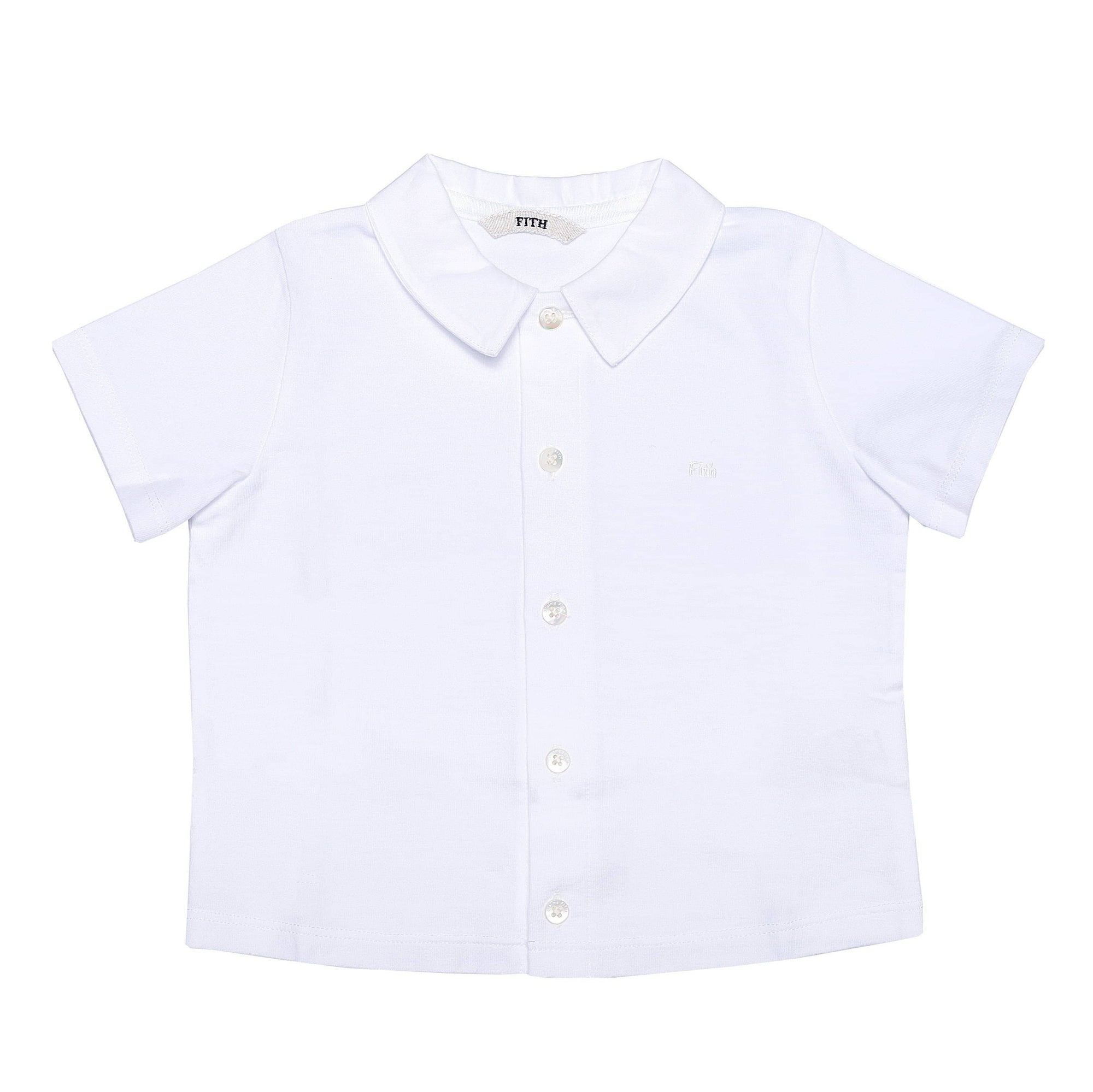 Baby Short Sleeve Shirt
