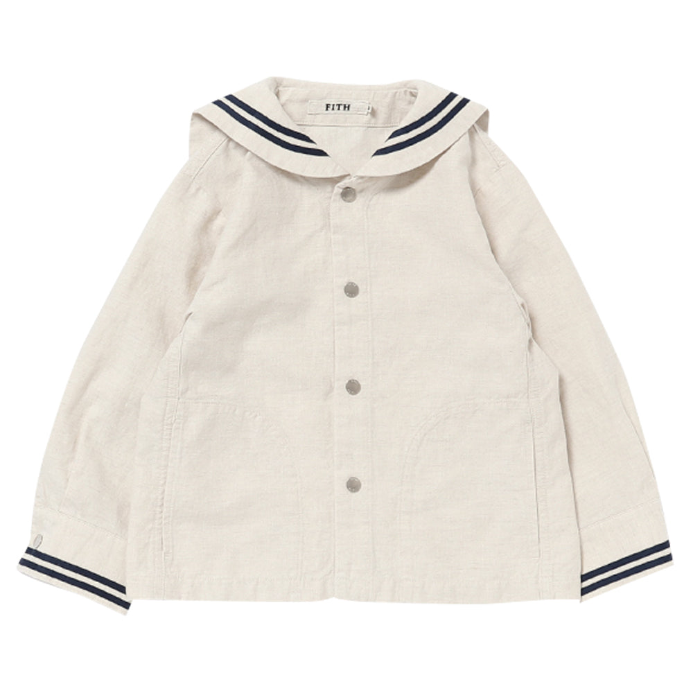 Off White Sailor Jacket