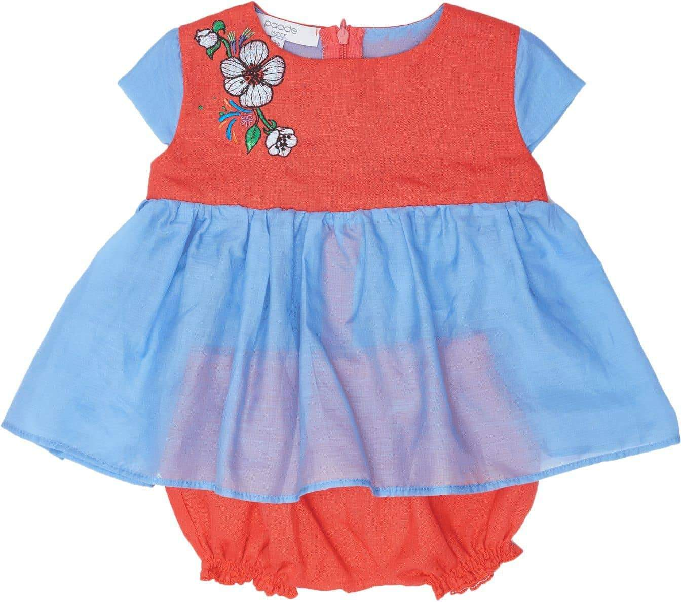 Baby Currant Queen Dress