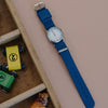 Ciel King Blue Strap Watch