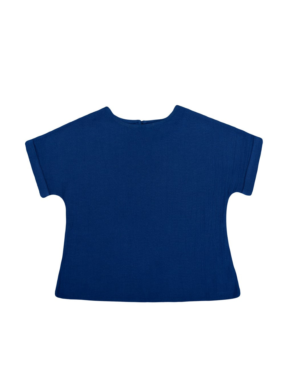 Blue Light Weight Top