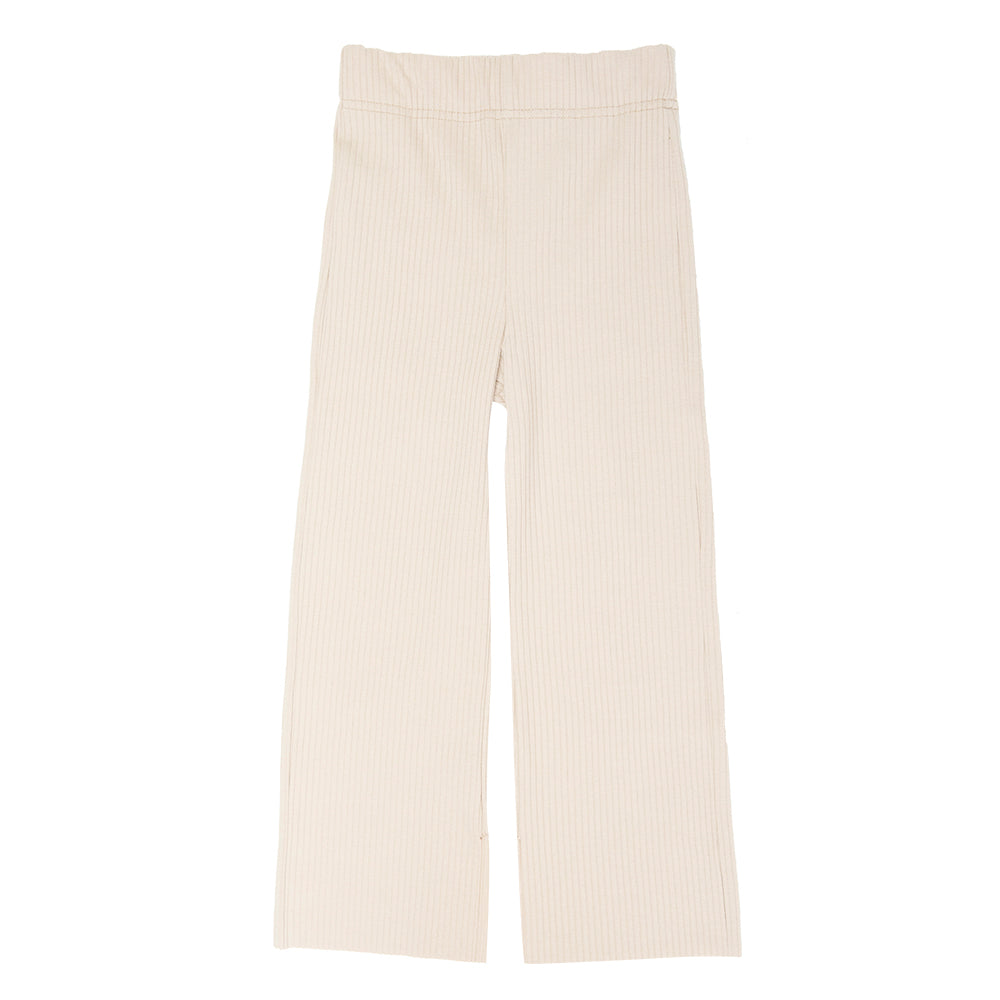Egg Wide Rib Pants