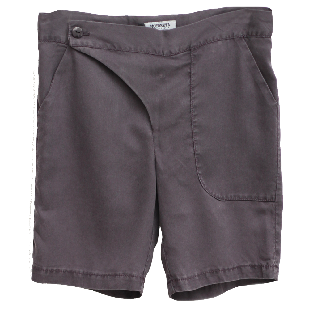 Dark Grey Pocket Pants