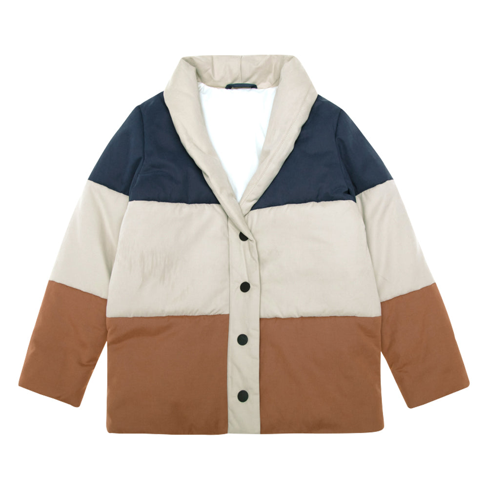 Jude Color Block Jacket