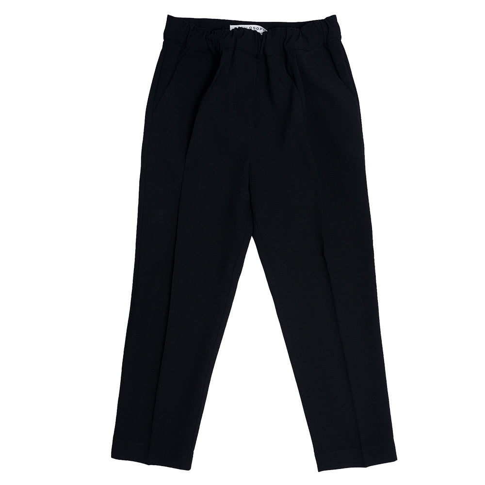 Classic Pleated Trousers
