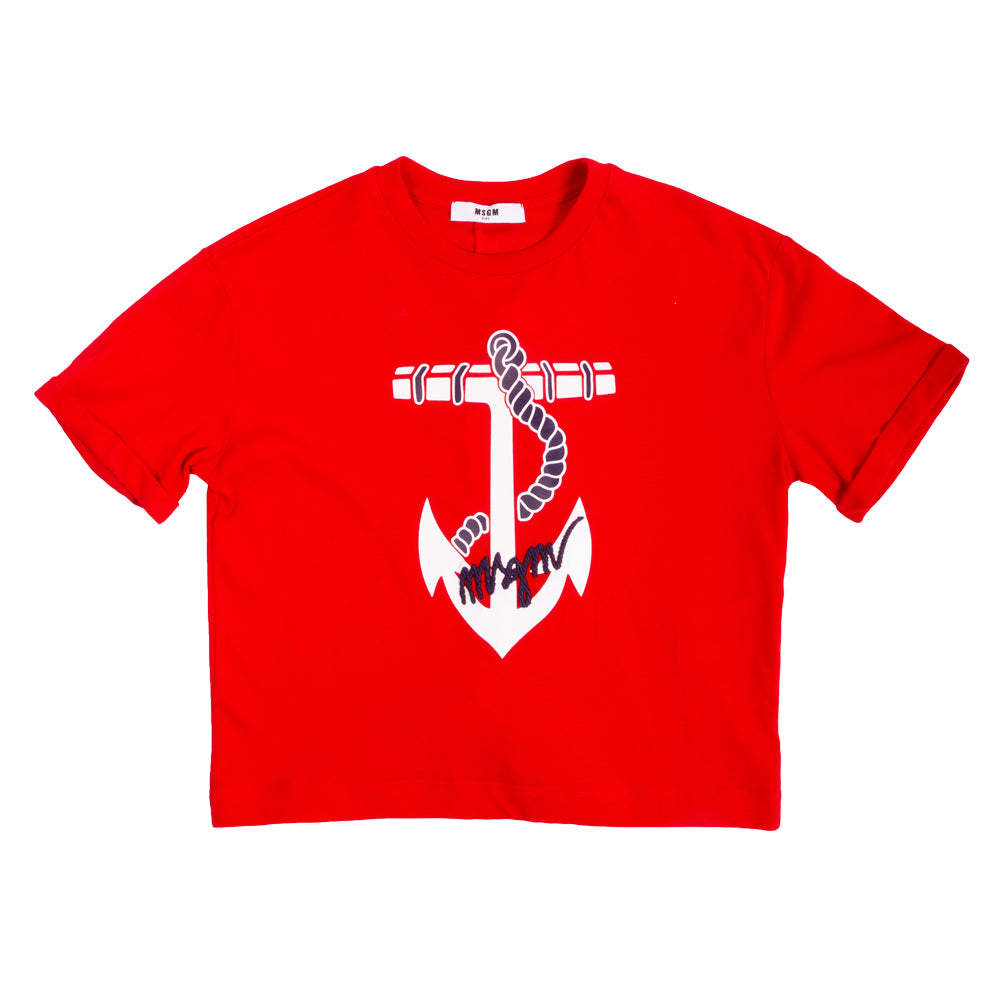 Anchor Jersey T-Shirt