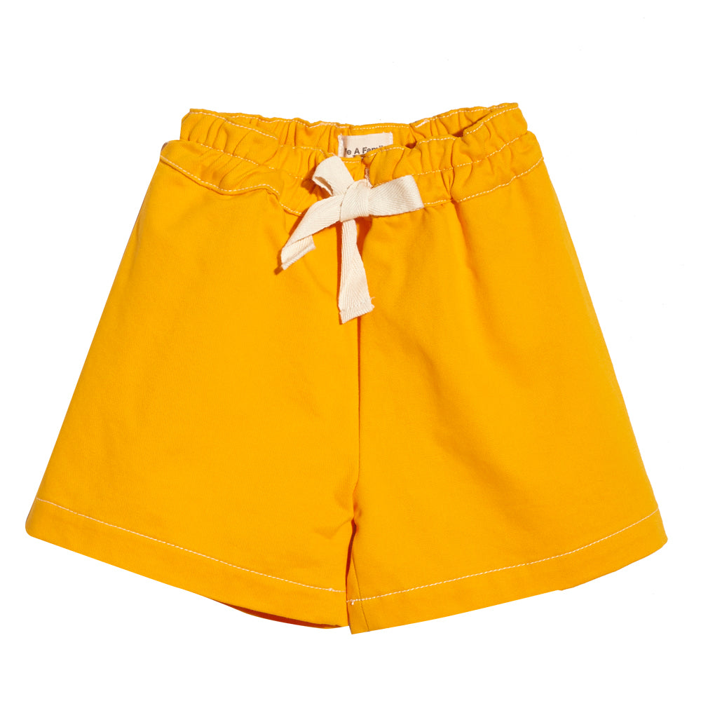 Lee Yellow Shorts