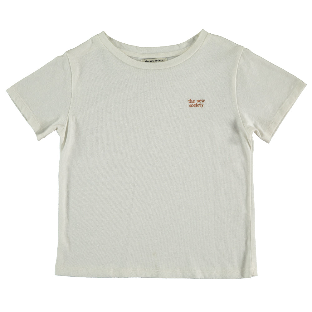 TNS Off White Logo T-Shirt