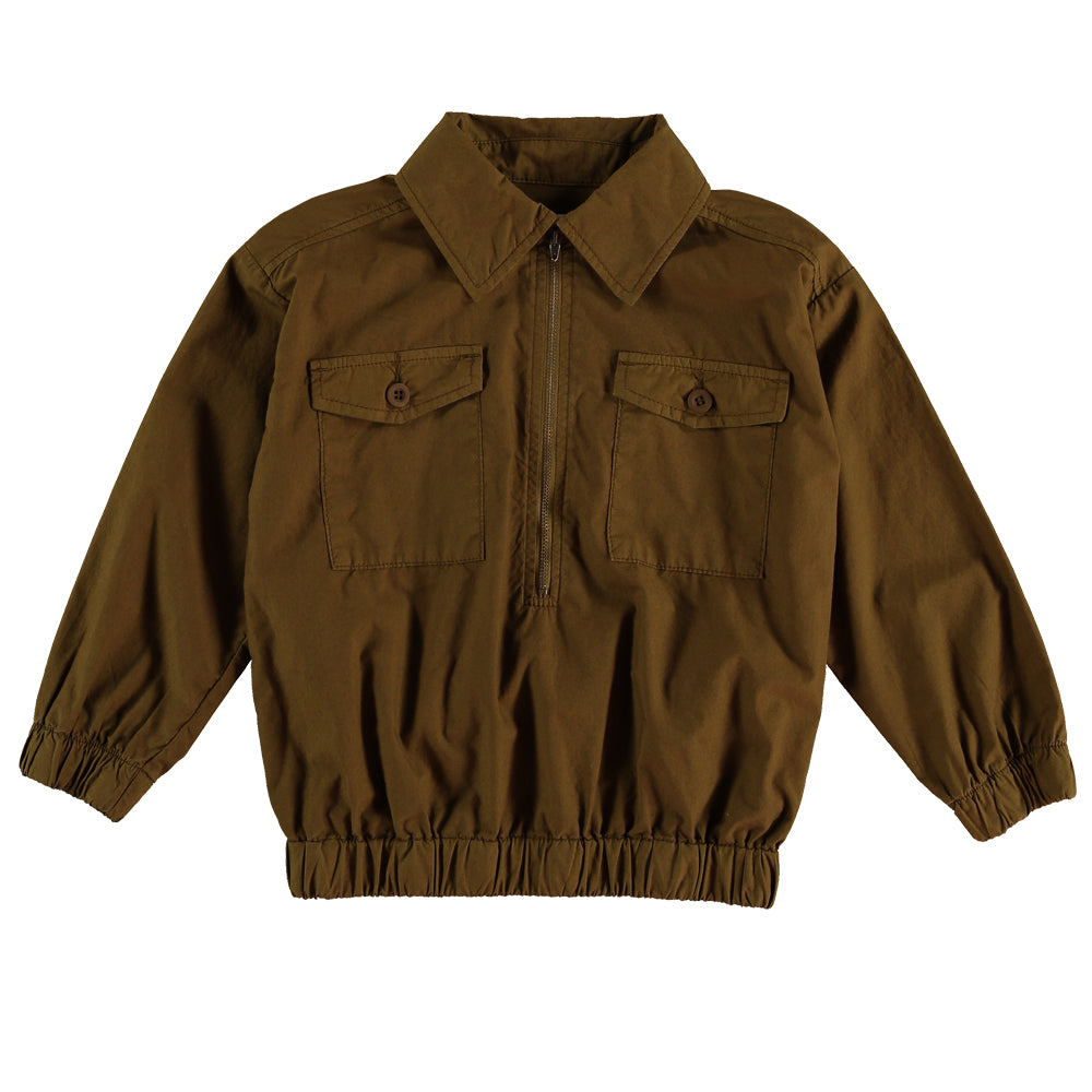 Noyer Khakii Jacket