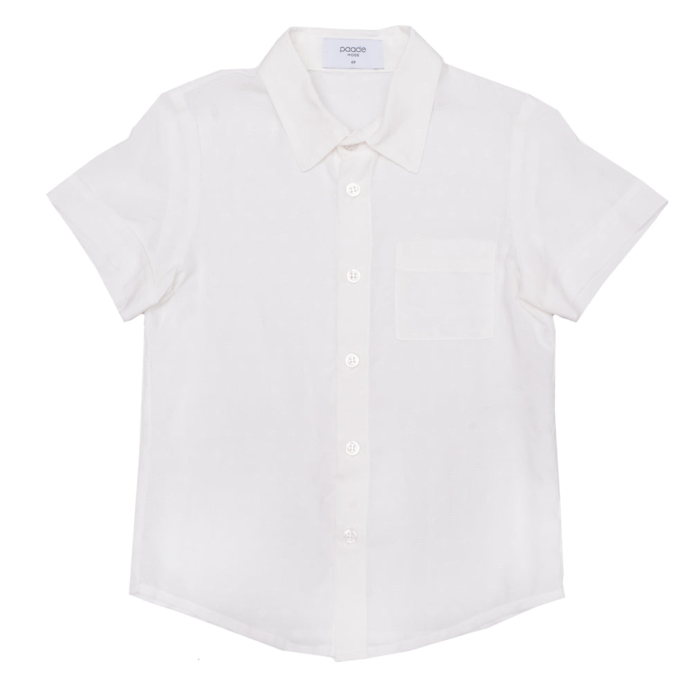 White Phlox Shirt