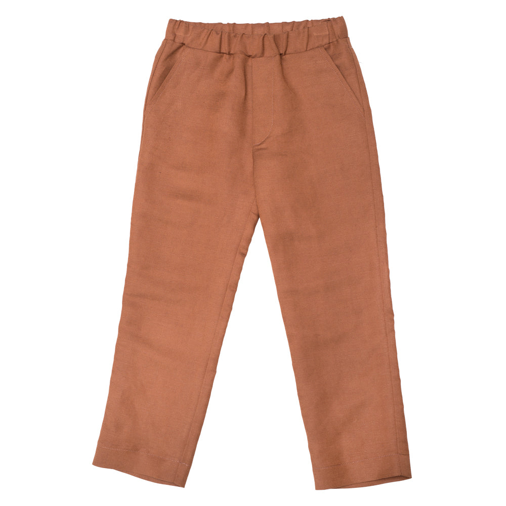 Zinnia Brown Chinos