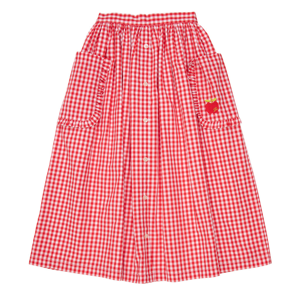 Eloise Checked Skirt