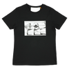 Black No Cyber Bullying T-Shirt