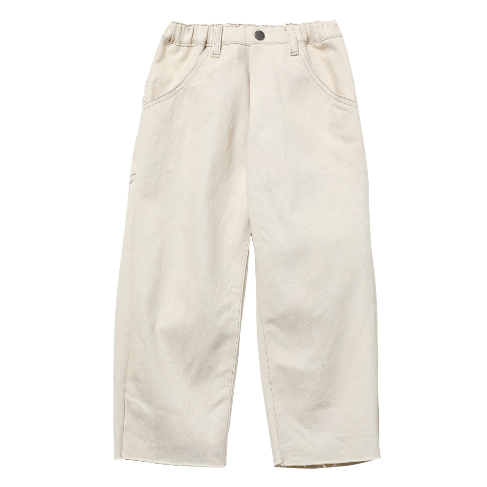 Ivory Mounten Pants