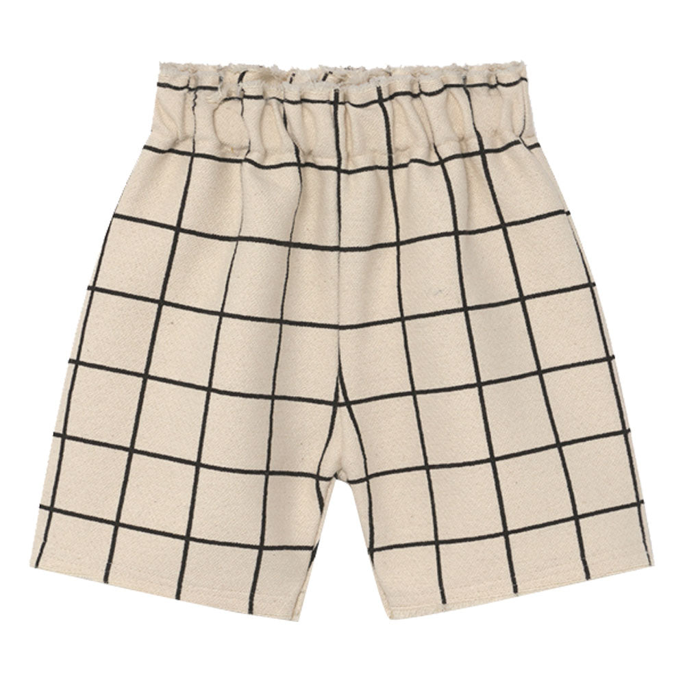 Baby Plaid Shorts