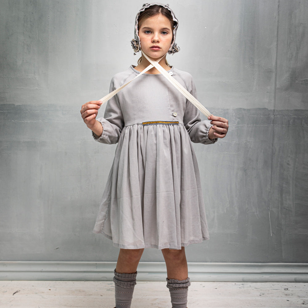 Laika Bambula Grey Dress