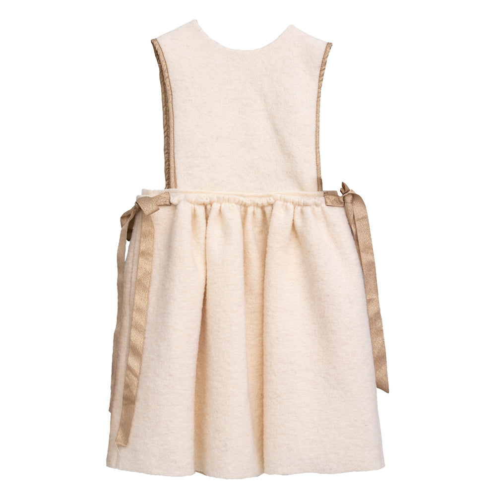 Hermes Boiled Wool Dress