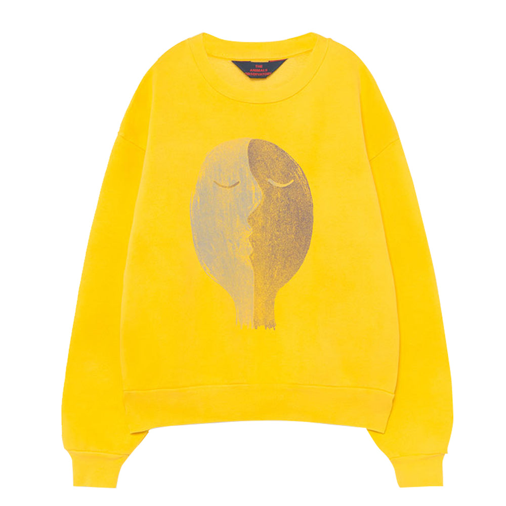 PREORDER: Yellow face Bear Kids Sweatshirt