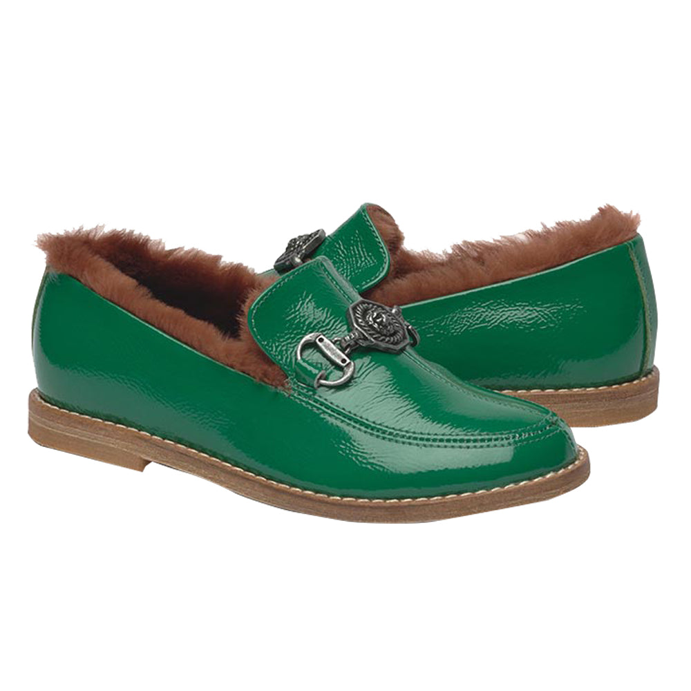 Donkey Green Kids Shoes