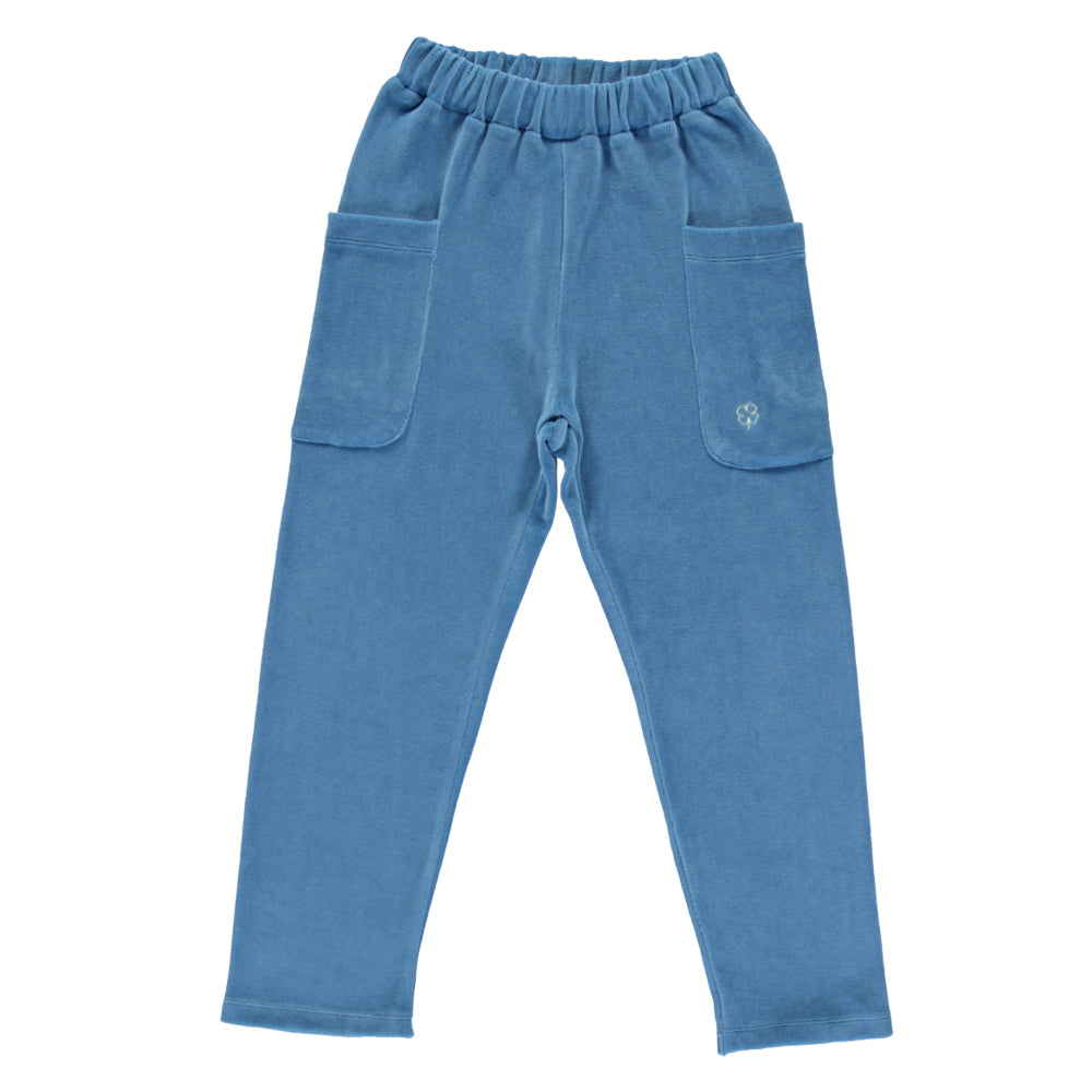 Joe Blue Velvet Pants