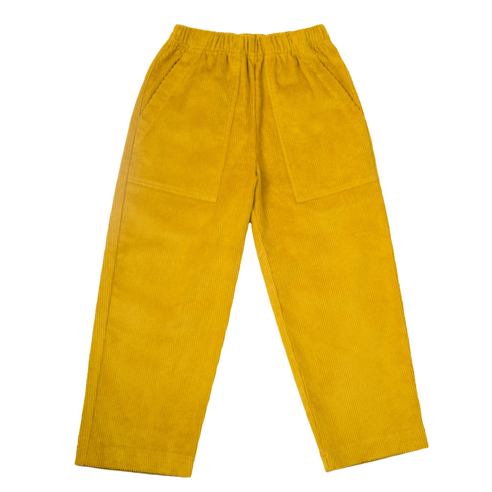 Rafa Yellow Trousers