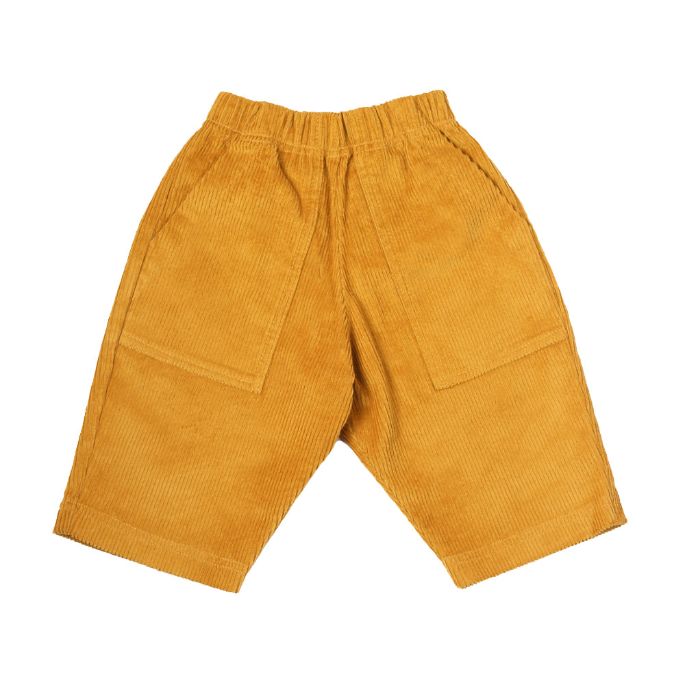 Tailor Yellow Trousers