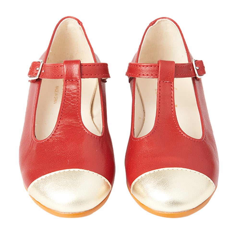Red Lola Shoes