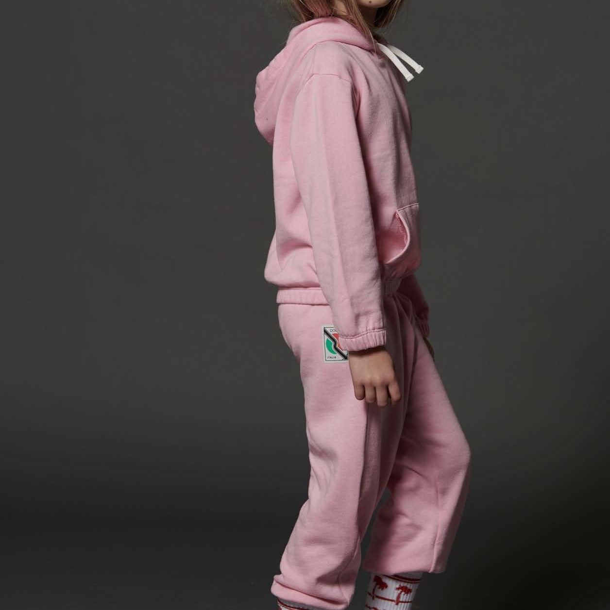 Bubble Gum Fleece Trousers