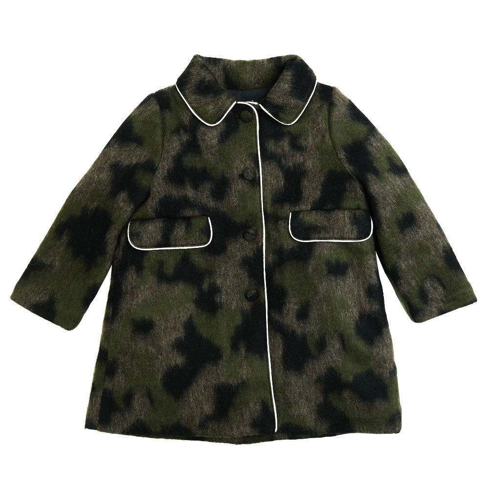 Woven Camouflage Jacket