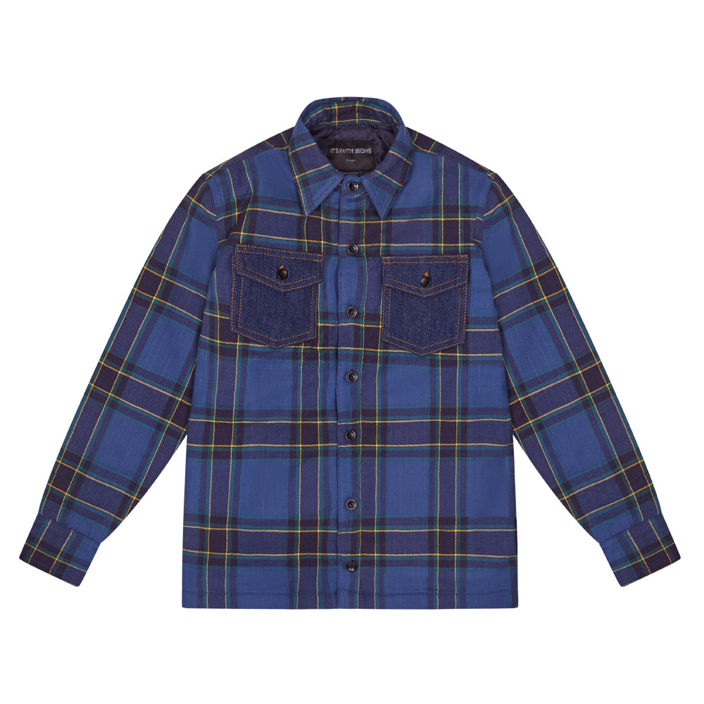 Lille Flannel Over- Shirt