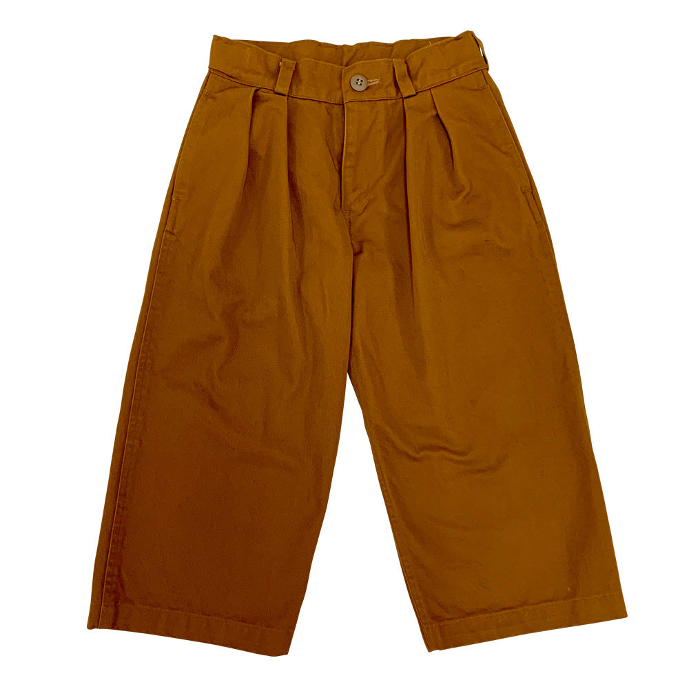 BrownFrench Trousers