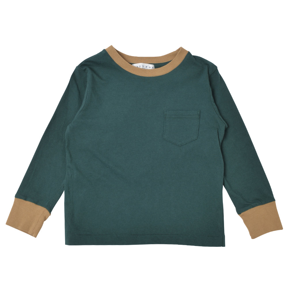 Green Pocket T-Shirt
