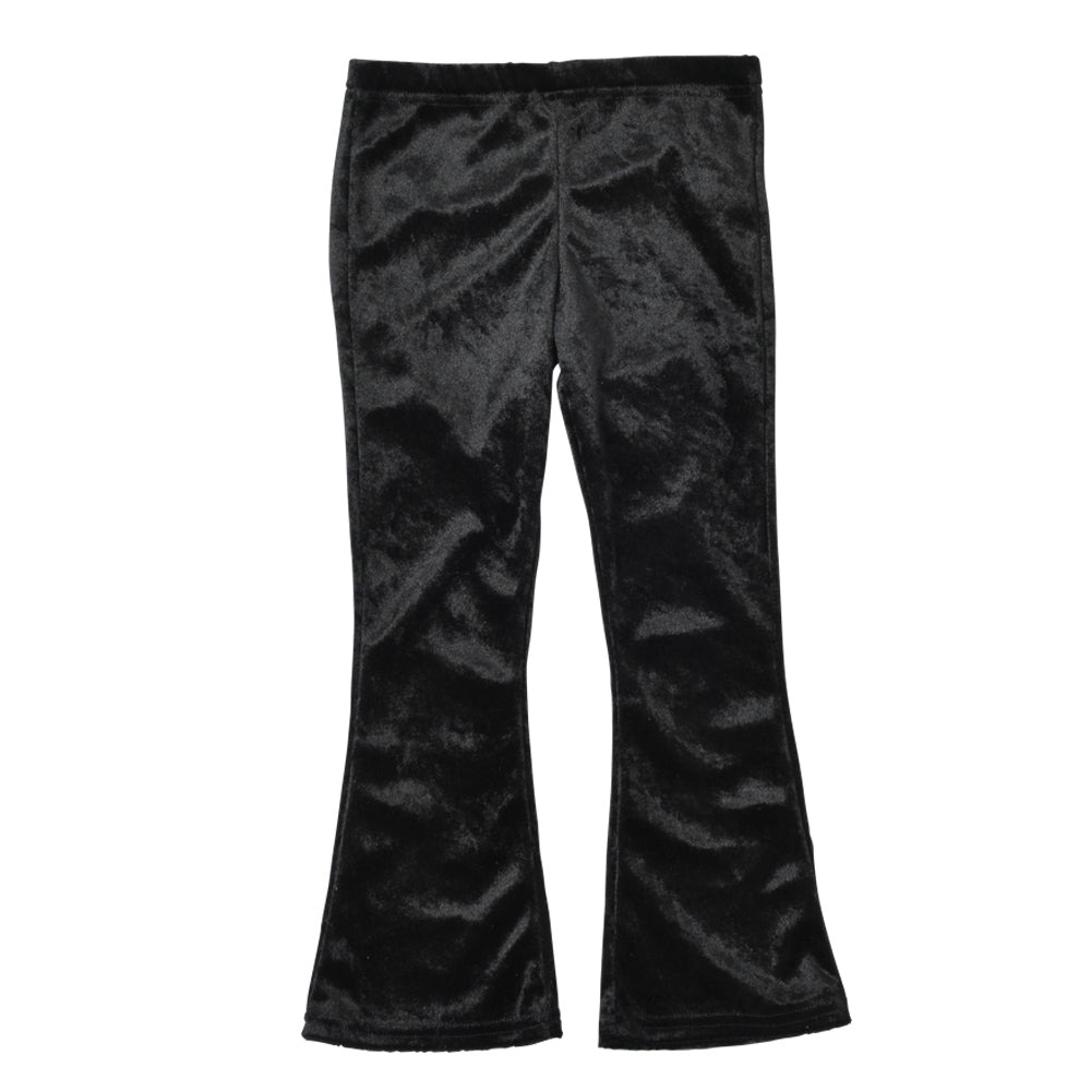 Flaired Velvet Pants