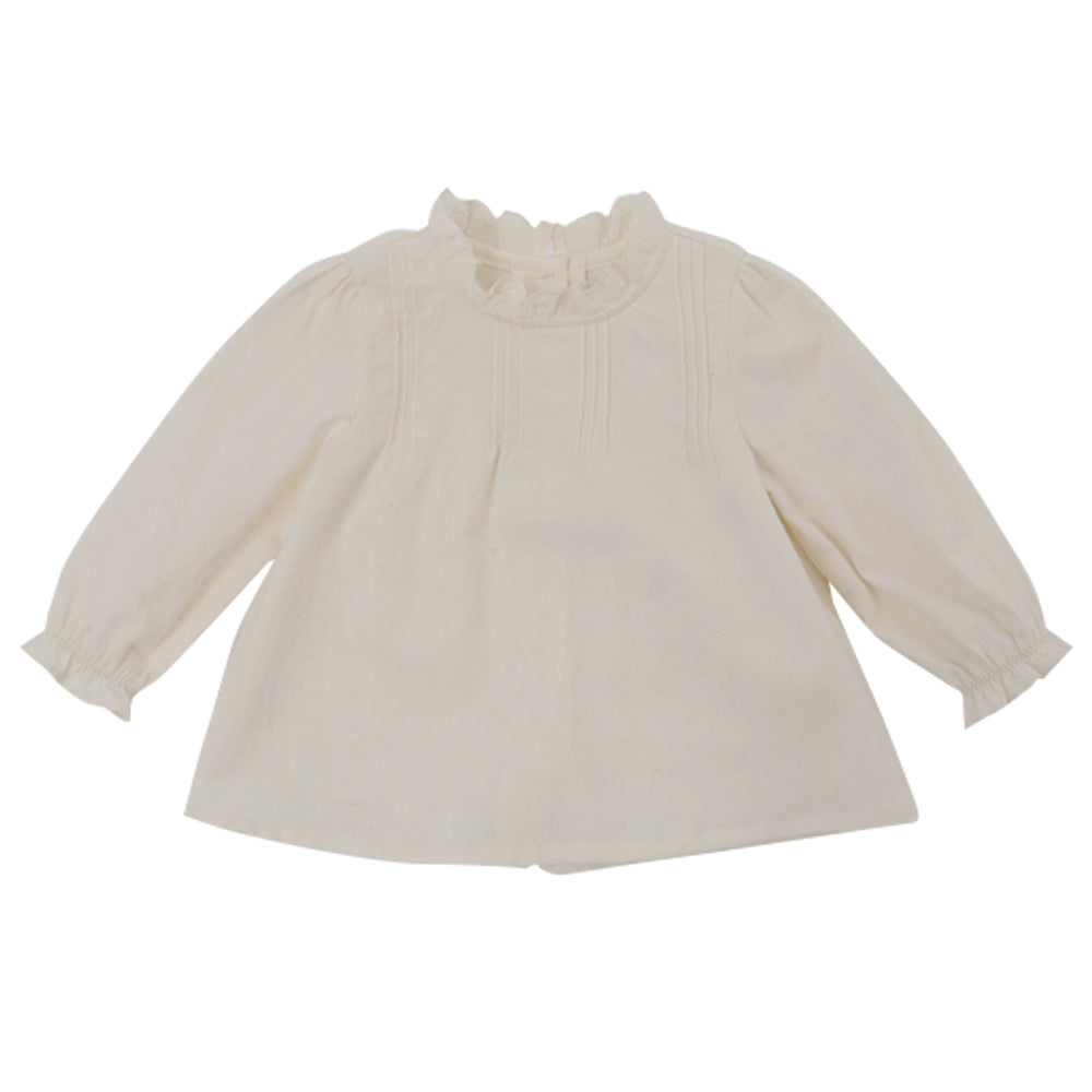 Avonlea Natural Baby Blouse