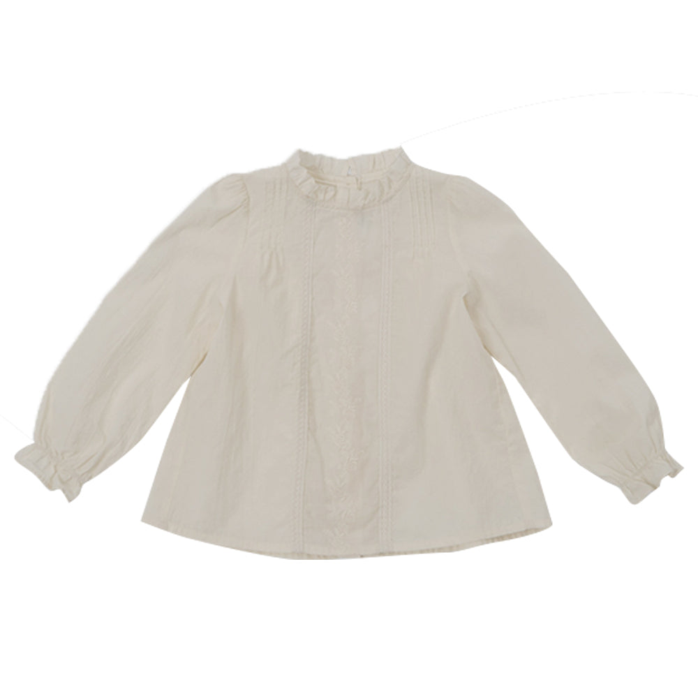 Natural Diana Blouse