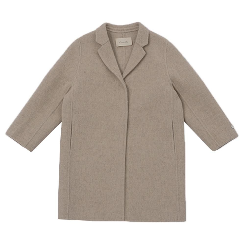 Oatmeal Hayley Coat