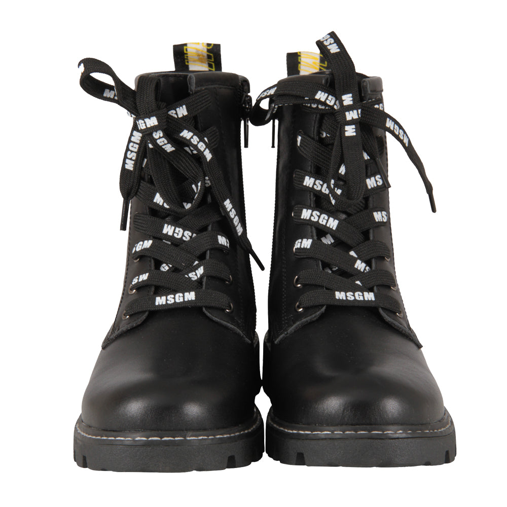 PREORDER: MSGM MIlitary Boots