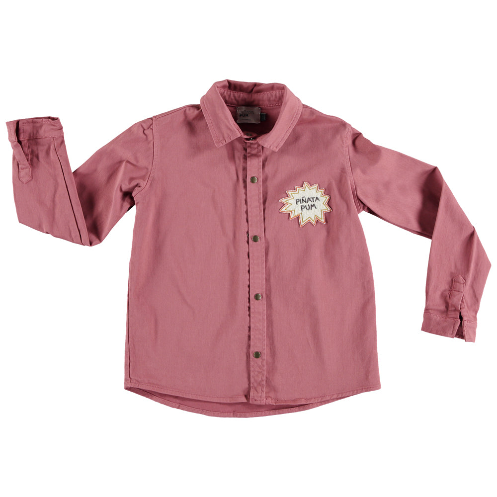 Orbita Patch Shirt