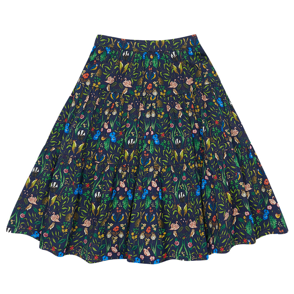 Great Lenghts Skirt