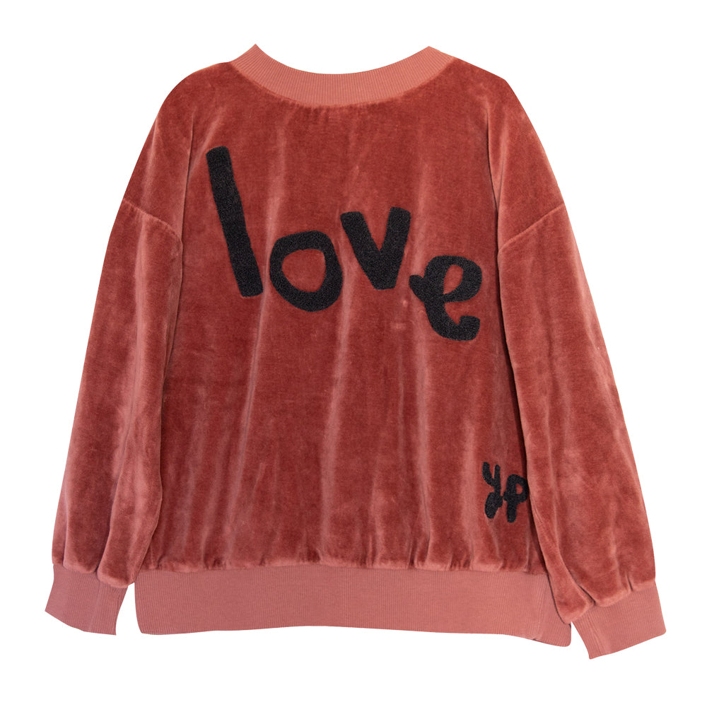 Love Terracota Sweatshirt