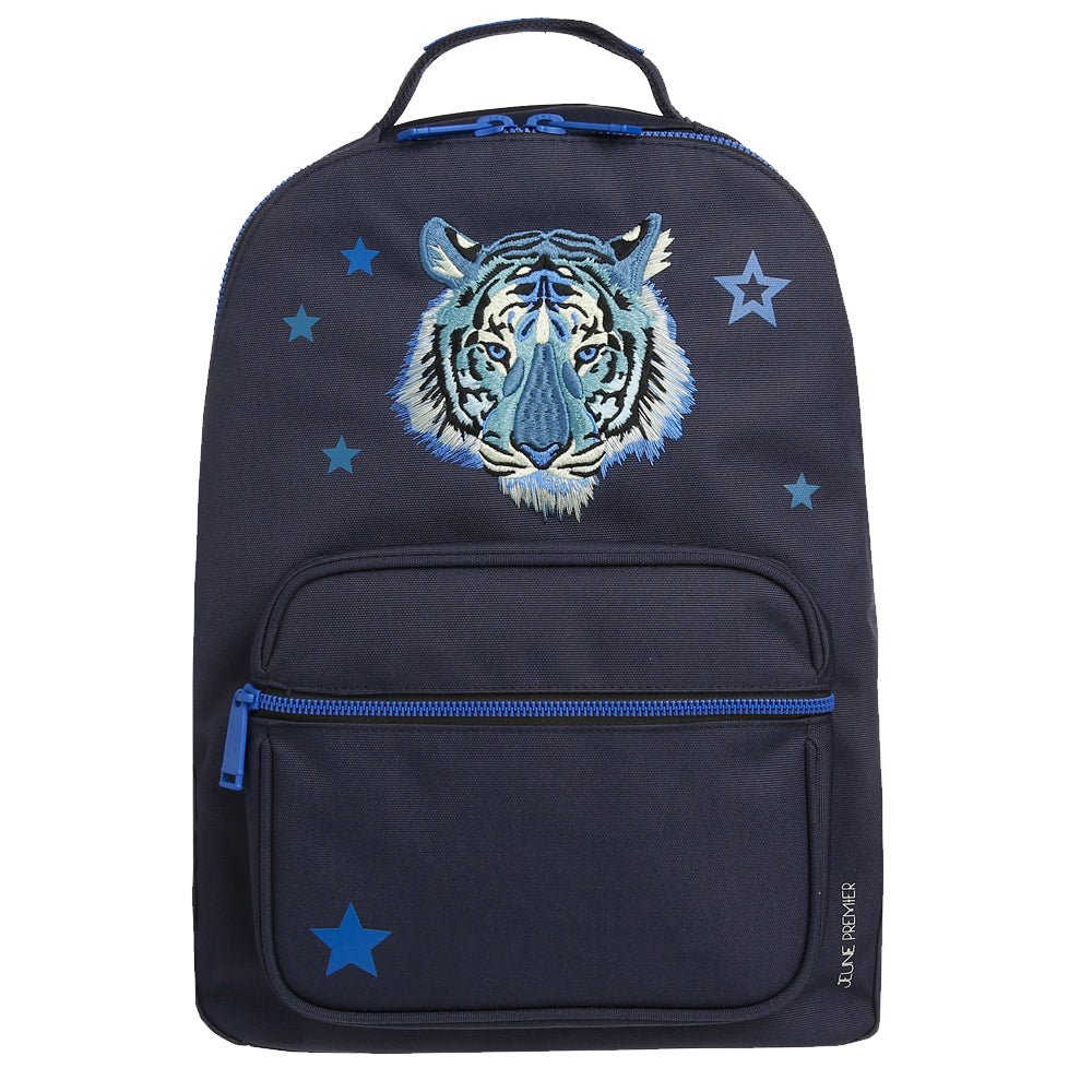 Bobbie Midnight Tiger Backpack