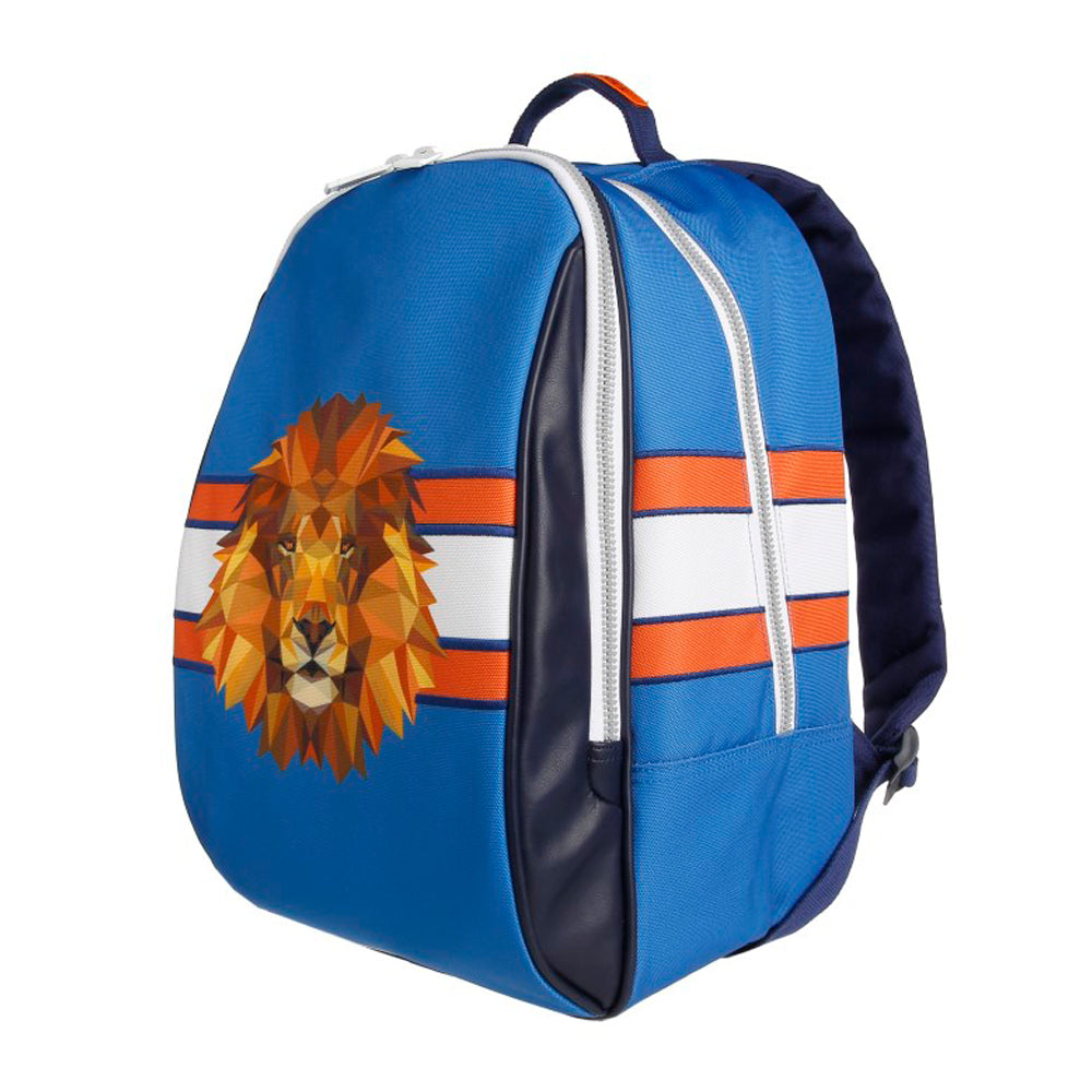 James Lion Head Backpack