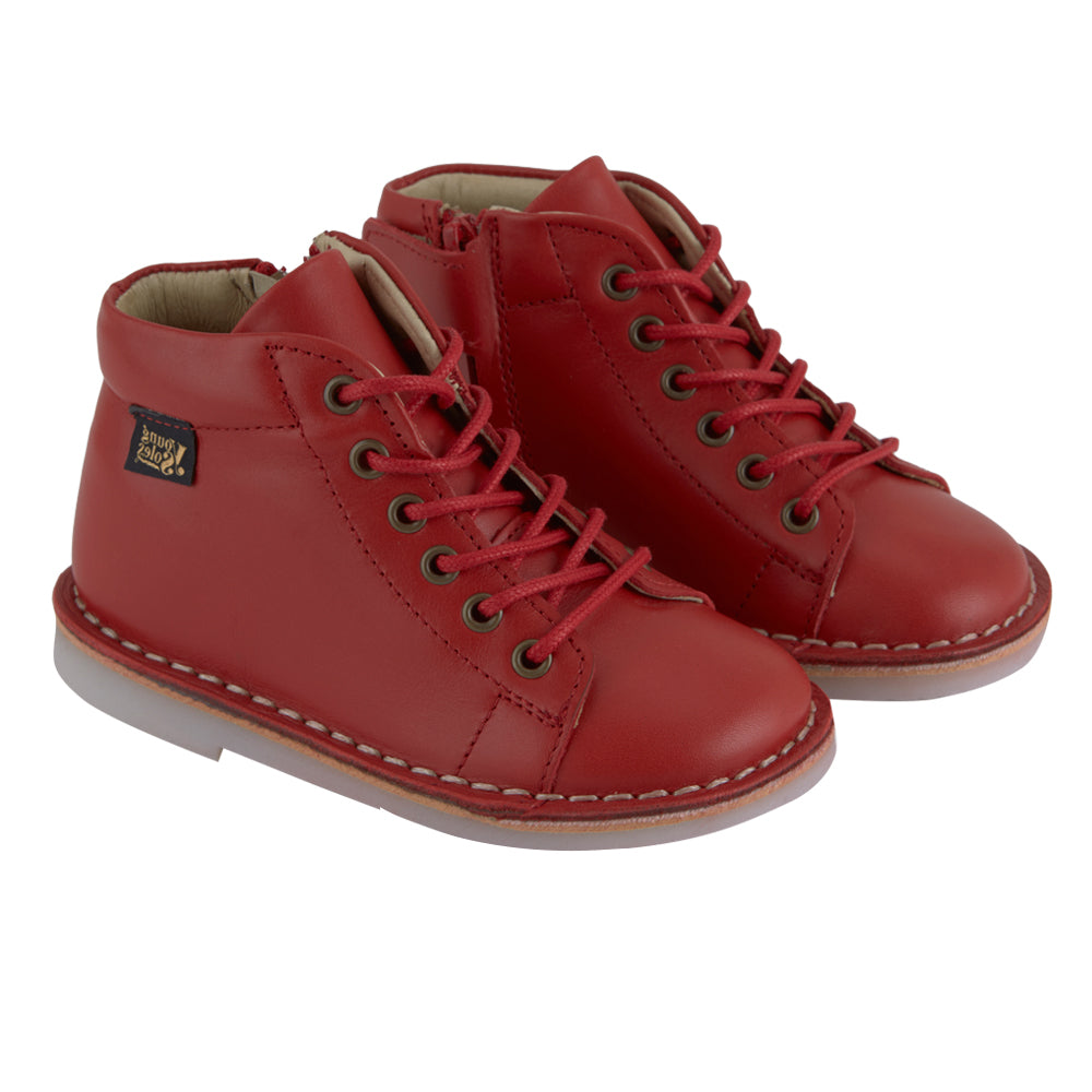 Fletcher Monkey Red Boots